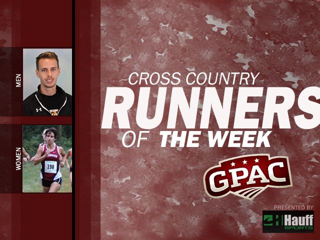 Photo for Week 3: Cross Country Honors